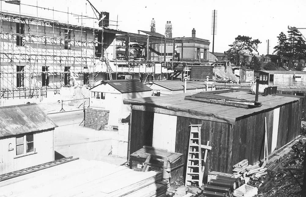 Building Contractors Leamington Spa