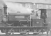 Manning Wardle 0-6-0ST 'Netherton' was built in 1903 and moved to Coventry in 1916 to build the Holbrooks Lane munitions factory